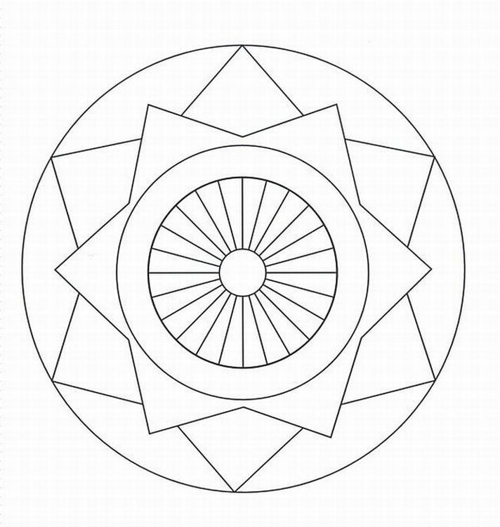 Print Design / Articles / free kaleidoscope coloring pages ...